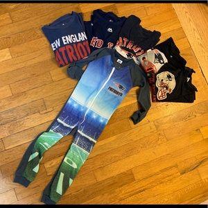New England Sports Fan Bundle